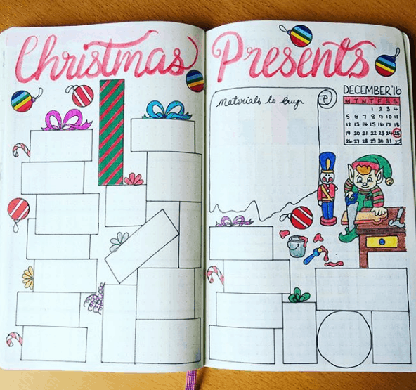 doodledaydarlings Christmas Presents