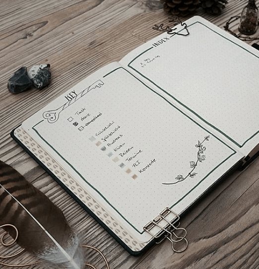 forestgreen_bujo Key
