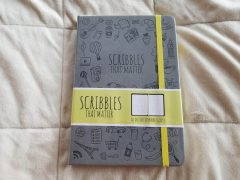 Scribbles That Matter Iconic Version Journal