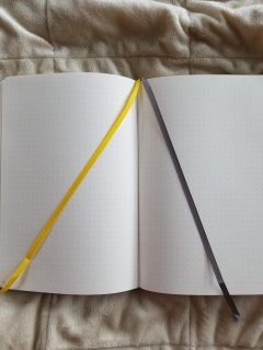 Scribbles That Matter Journal Review - Ribbons