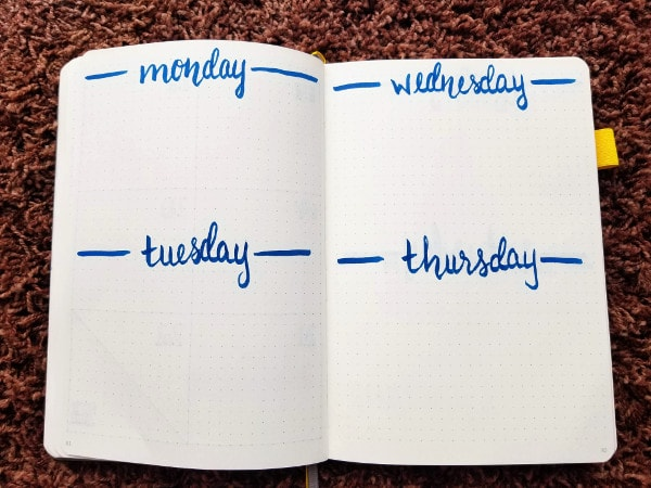 Daily Journal Logs
