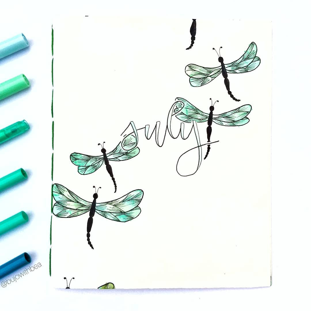 Dragonfly Cover Page