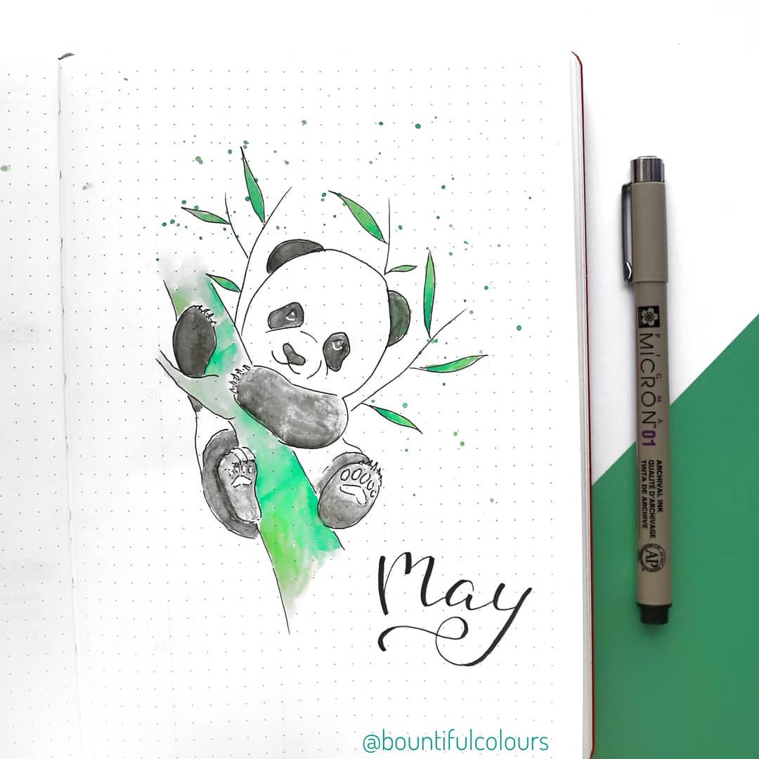 Panda Cover Page