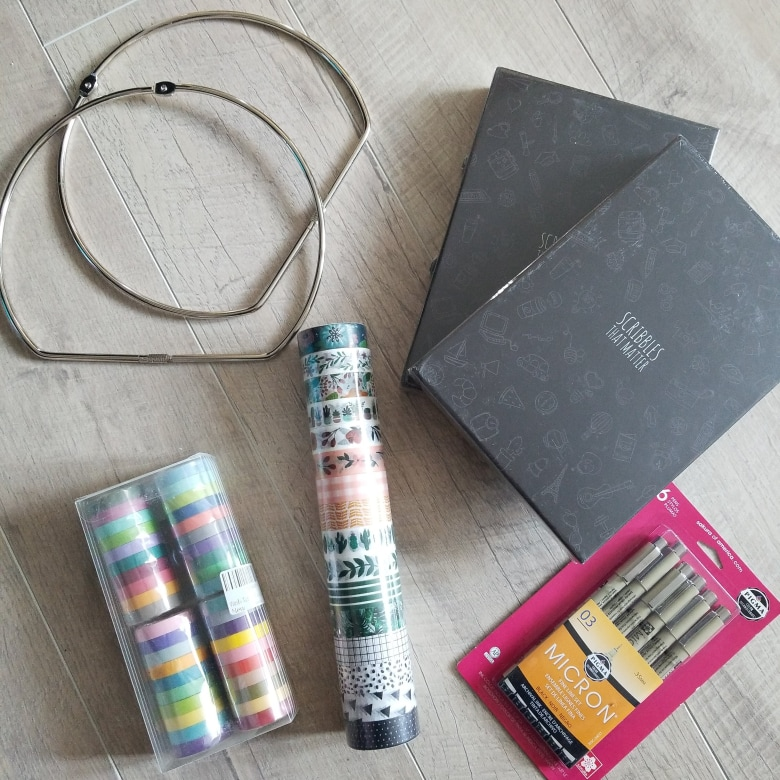 Bullet Journal Supplies - Tips To Keep Using Your Bullet Journal and Making It A Habit